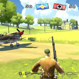 Battlefield Heroes Screenshot 3